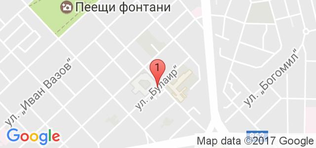 Рехабилитатор Карта