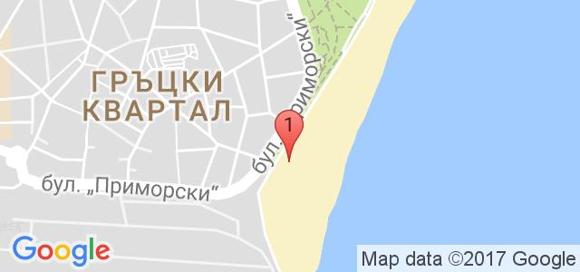 Спортен клуб Чудните скали Карта