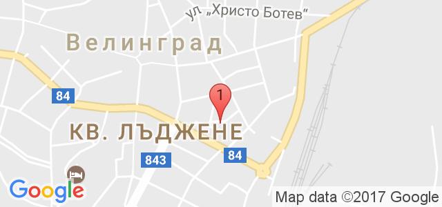 Хотел St. George 3* Карта