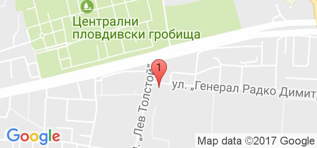`ДЖИ - клуб` Карта