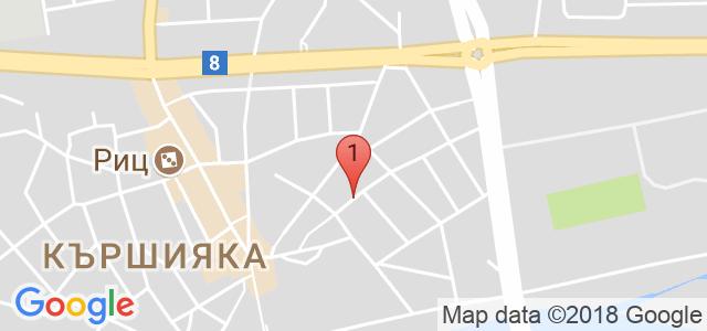 Почистваща компания Smart Clean Bulgaria Карта