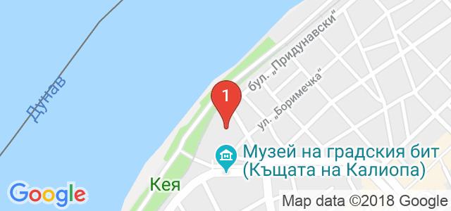 KANGOO RUSE Карта