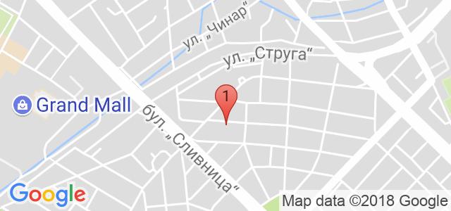 Студио Sunny LIfe Карта