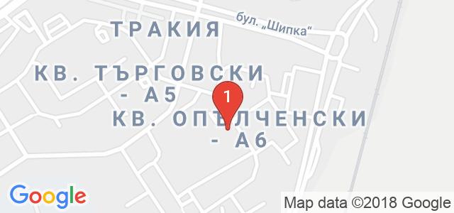 Салон за красота  Карта