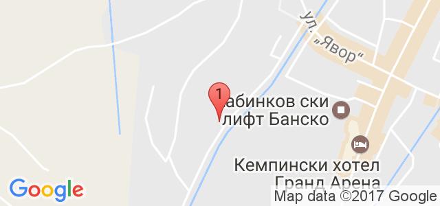 Корнелия Голф и СПА Карта