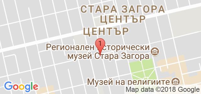 HOUSE OF SPORT Карта